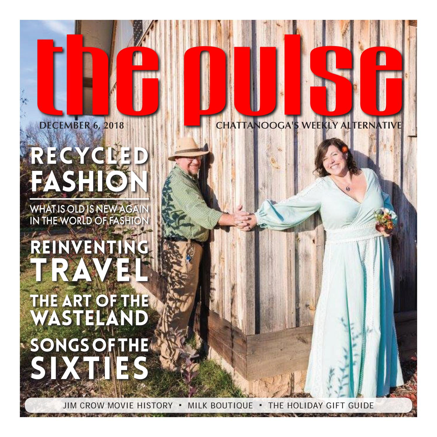 The Pulse 15 49 » December 6, 2018 by Brewer Media Group - issuu