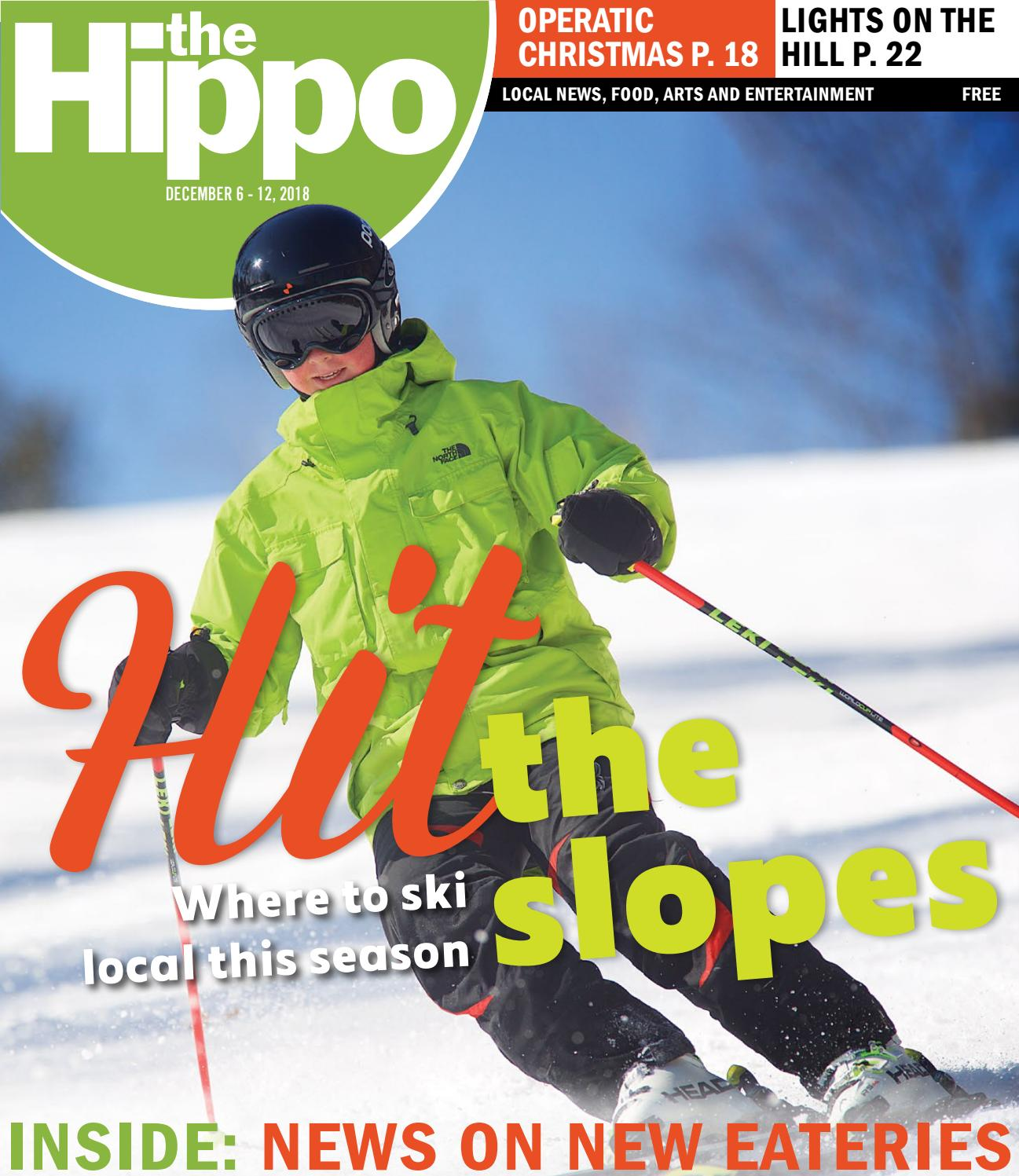 Hippo 12-6-18 by The Hippo - issuu