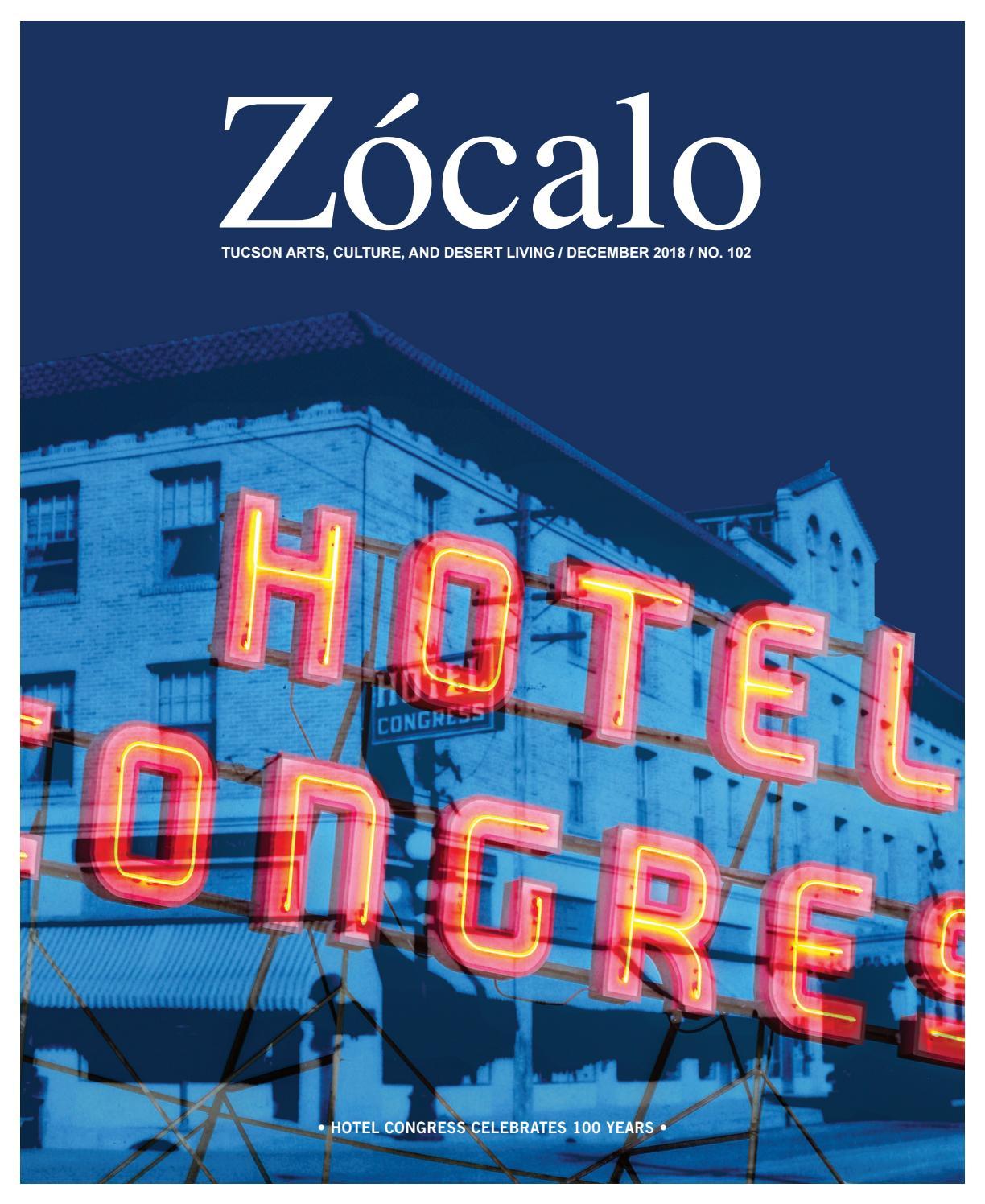 Zócalo Magazine - December 2018 by Zocalo Magazine - issuu