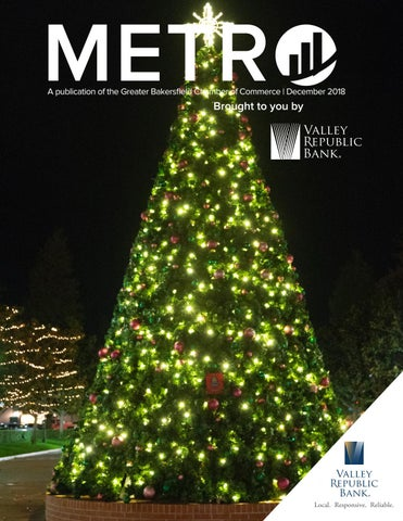 December 2018 Metro by Greater Bakersfield Chamber of