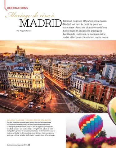Page 12 of Mariage de rêve à Madrid