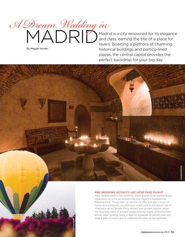 Page 13 of Mariage de rêve à Madrid