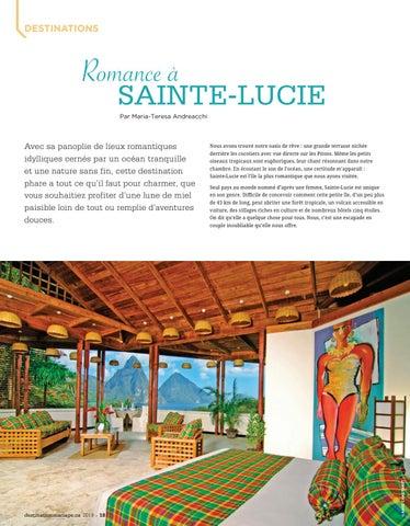 Page 18 of Romance à Sainte-Lucie