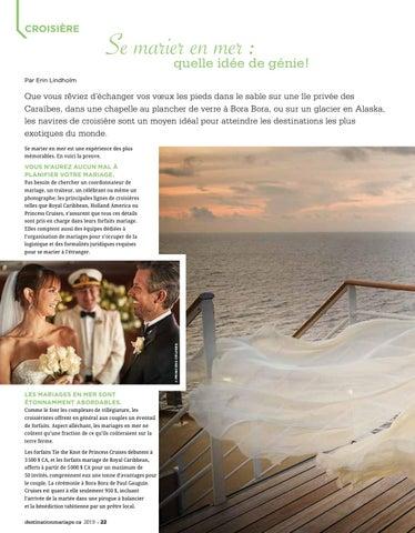 Page 22 of Se marier en mer : quelle idée de génie!