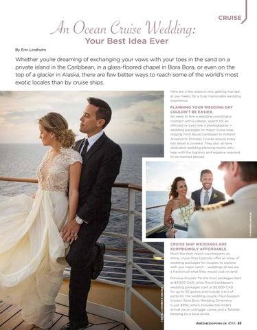 Page 23 of Se marier en mer : quelle idée de génie!