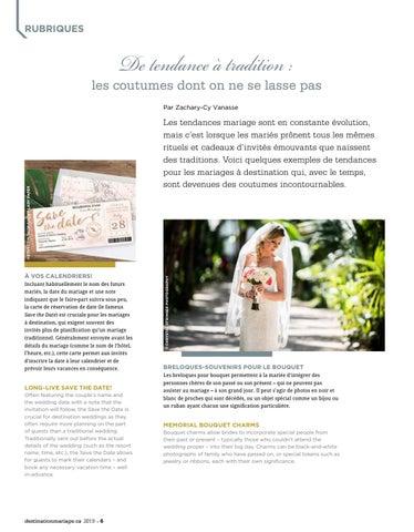 Page 6 of Les tendances de mariages à destination dont on ne se lasse pas