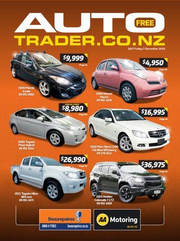 Autotrader Nz Issue 1817
