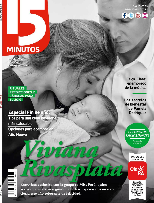 389c45cdf Revista 15 Minutos edición Diciembre 2018 by Revista 15 MINUTOS Perú - issuu