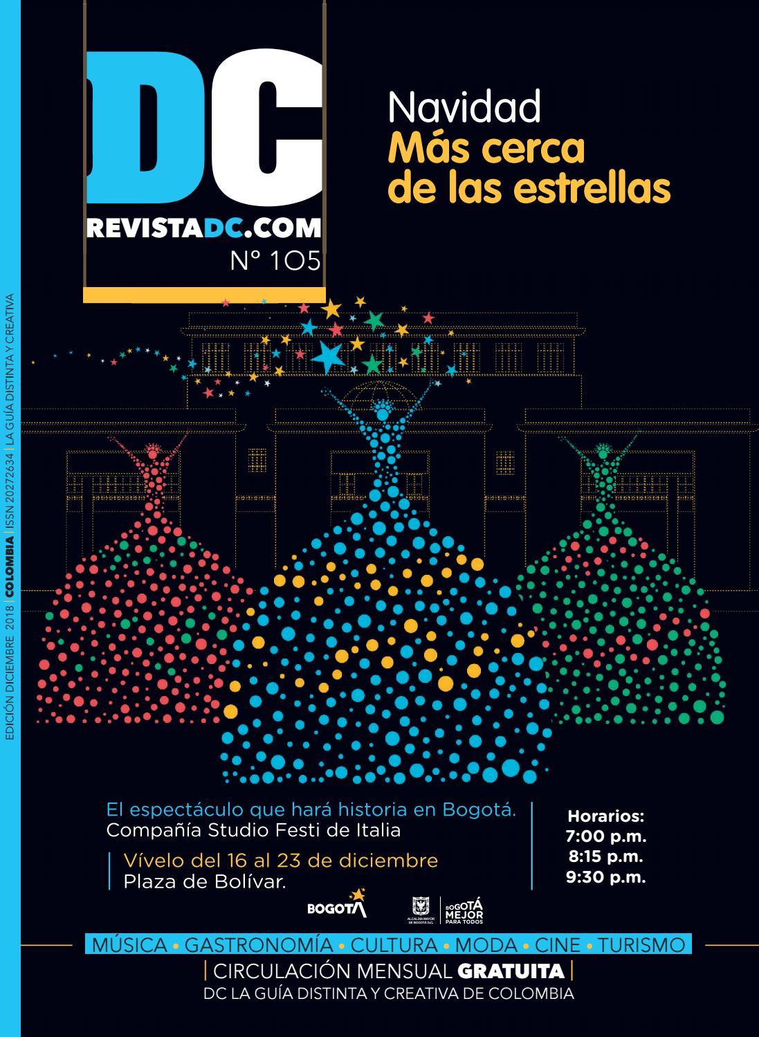 b630e3ee3a DC Diciembre - Edición 105 - Revista DC by Revista DC - issuu