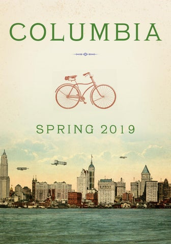 Columbia University Press Spring 2019 Catalog by Columbia