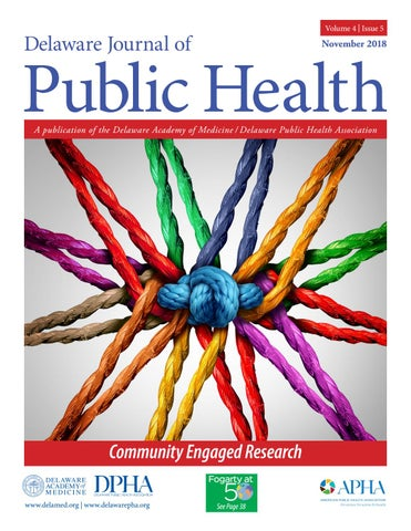Delaware Journal of Public Health - Community Engaged Research by