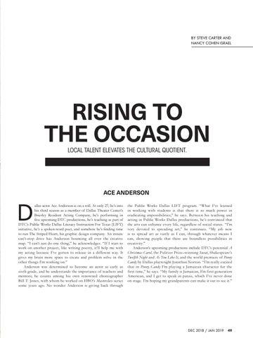 Patrons Decemberjanuary Issue 20182019