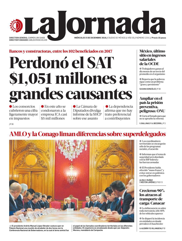 La Jornada a3864d7c315