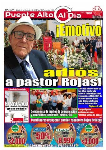 Edición N° 3.739 - 24 de Noviembre 2018 by Puente Alto Al Día - issuu a0010699e4d9a