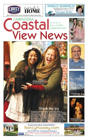 Coastal View News December 6 2018 By Coastal View News Issuu