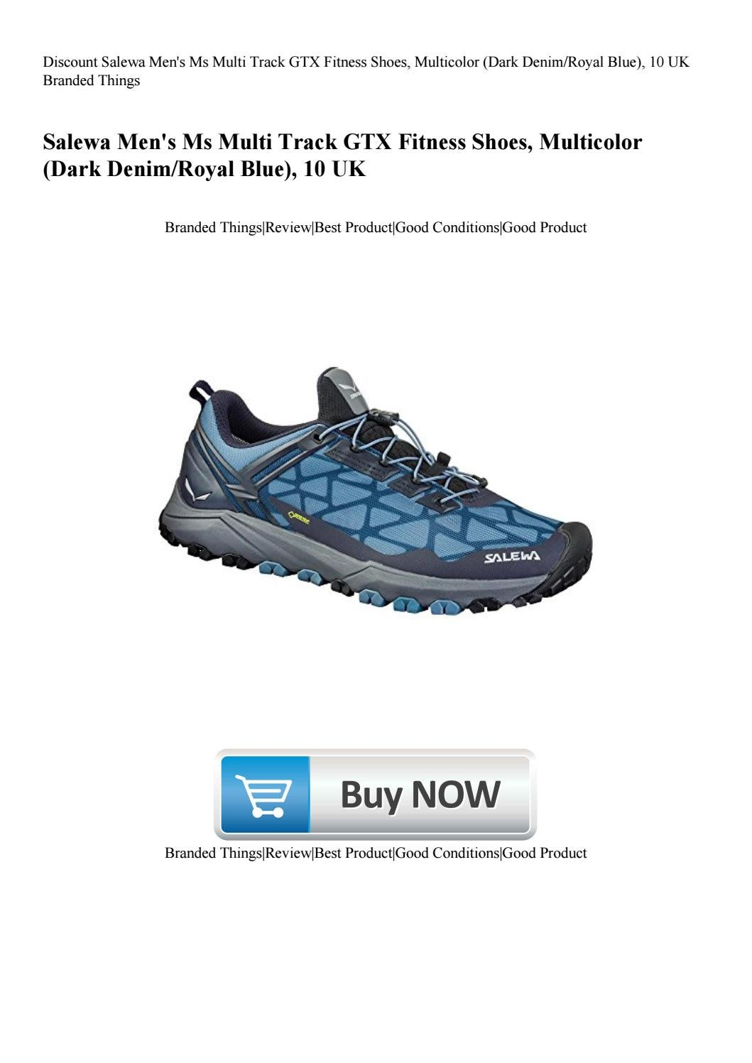 Discount Salewa Men's Ms Multi Track GTX Fitness Shoes