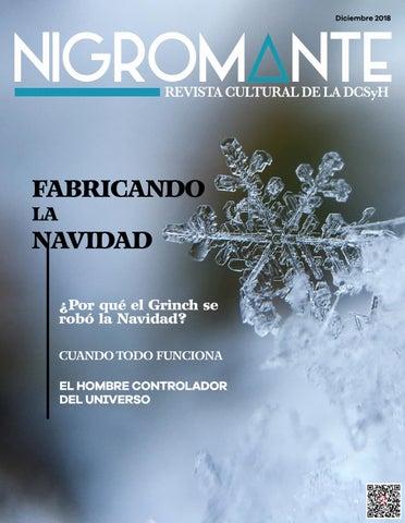 829bdb2ca0d Nigromante Diciembre 2018 by Nigromante. Revista de la DCSyH ...