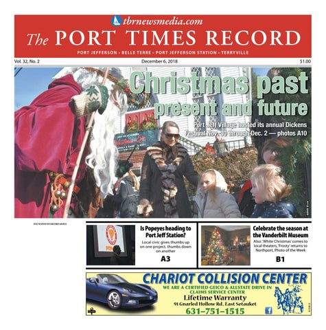 The Port Times Record - December 6, 2018 by TBR News Media - issuu