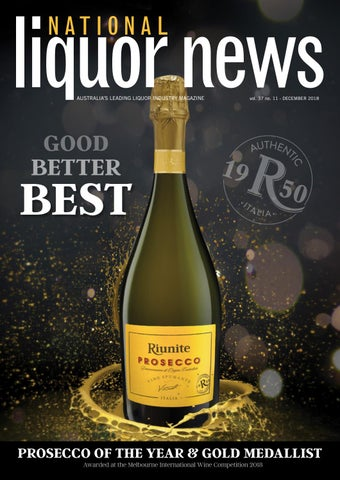 National Liquor News December 2018 by The Intermedia Group