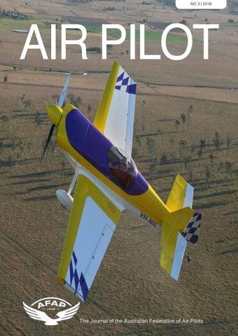 Air Pilot No 2 2018 by Australian Federation of Air Pilots - issuu