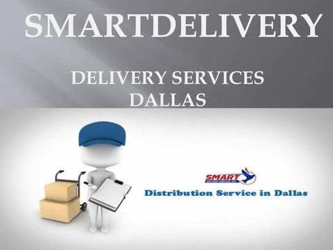 Medical Courier service Dallas by Smart Delivery - issuu