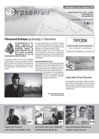 1775012b152 Erpse Krant 2018 - editie 44 by Erpse Krant - issuu