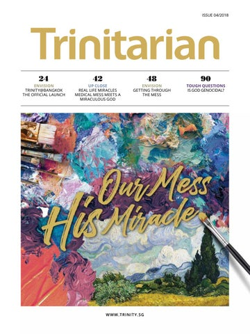 Trinitarian Magazine Issue 4/2018 by Trinity Christian