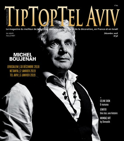 TipTop Tel Aviv no43 Mai 2019 by Yoch issuu