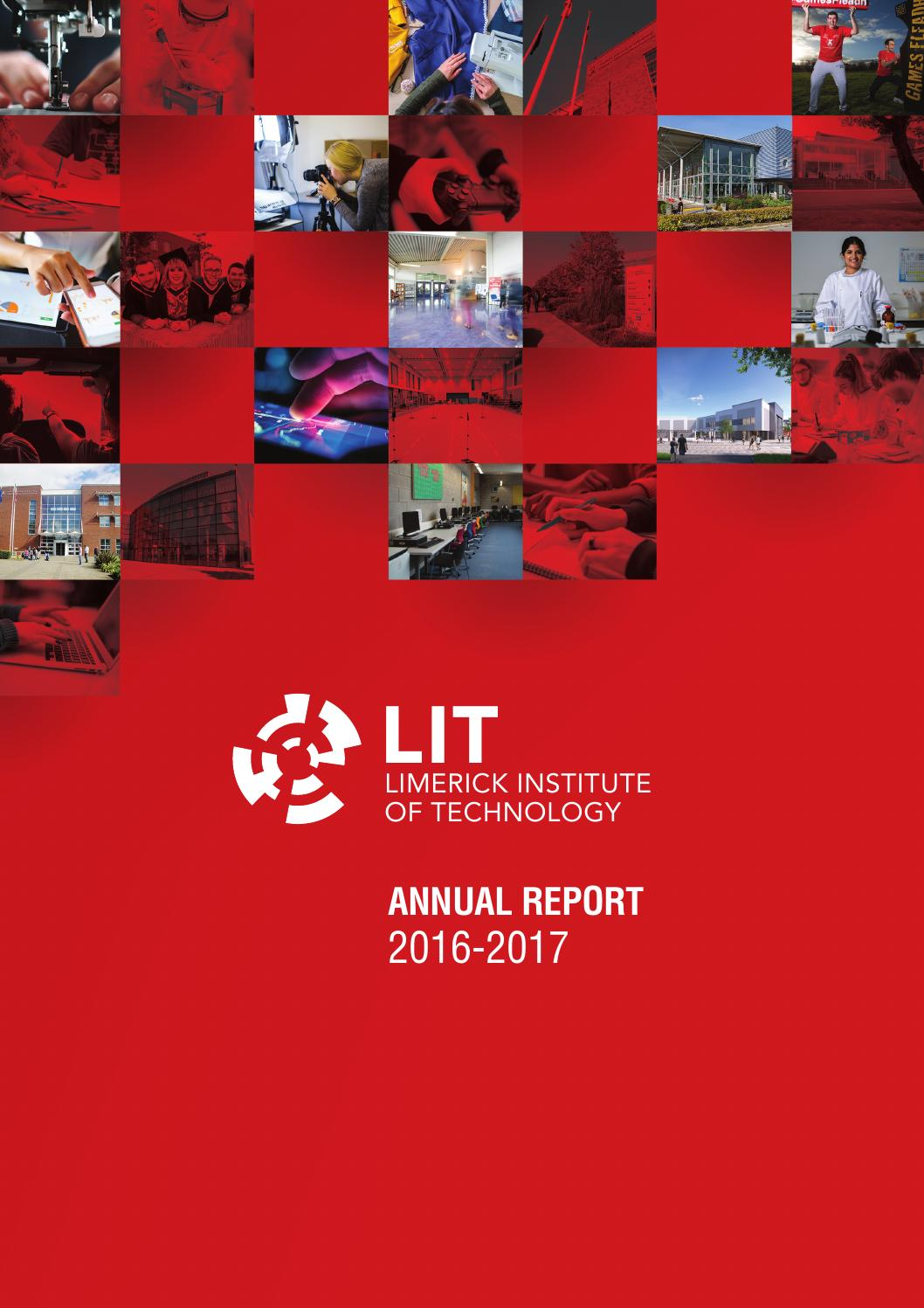 LIT Annual Report 2016-2017 by LIT - issuu