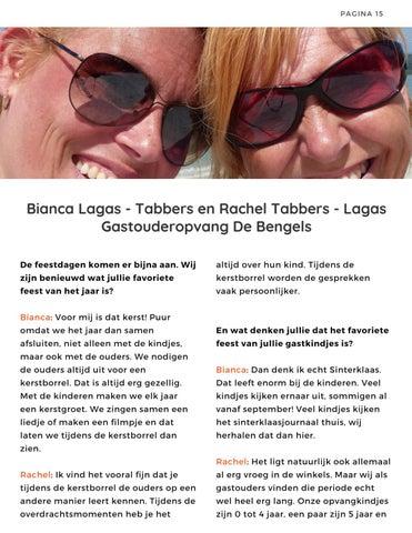Page 15 of Interview: Bianca en Rachel nemen je mee achter de schermen van hun gastouderopvang De Bengels.
