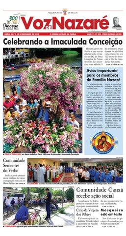 54cf79ecc0f1 Voz de Nazaré by Fundação Nazaré de Comunicação - issuu