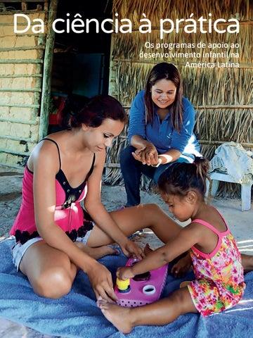 Da ciência à prática Os programas de apoio ao desenvolvimento infantil na  América Latina b7dd3b005d7