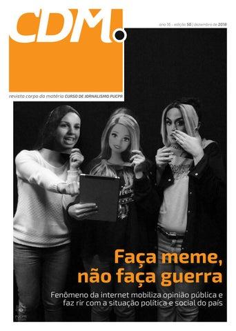 CDM 50 - Digital by Jornalismo PUCPR - issuu bd8514b0ce6