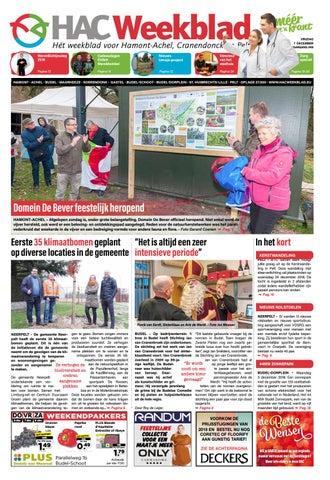 HAC Weekblad week 49 2018 BE by HAC Weekblad issuu