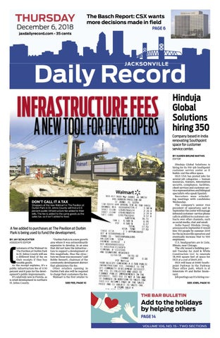 Jacksonville Daily Record 12618 by Daily Record & Observer