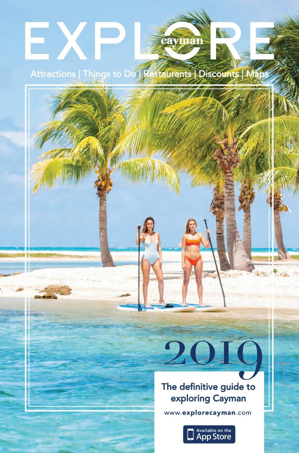 Explore Cayman 19 By Acorn Publishing Co Ltd Issuu