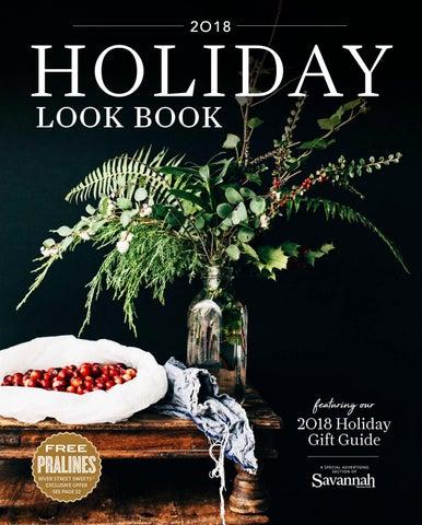 2018 Holiday Look Book by Savannah Magazine - issuu