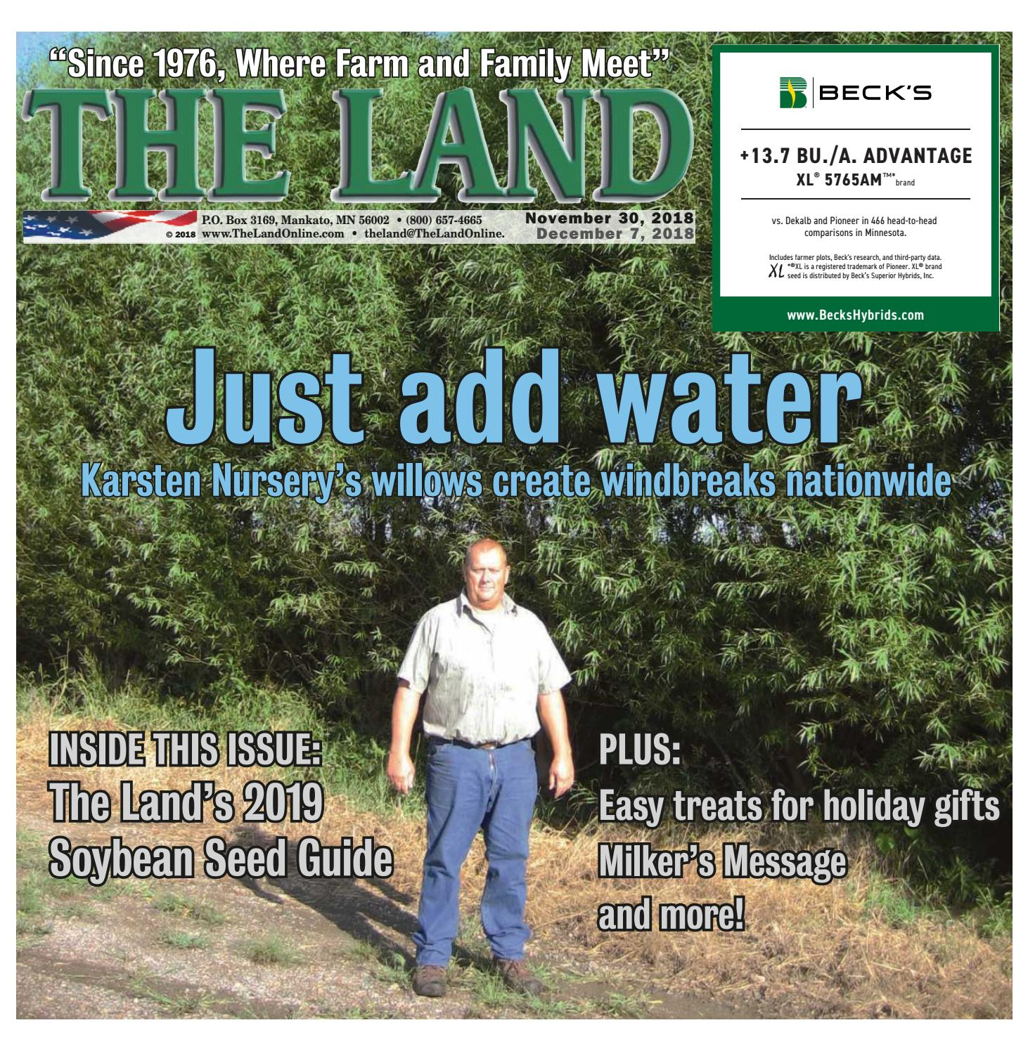 The Land November 30 2018 Southern Edition By The Land Issuu