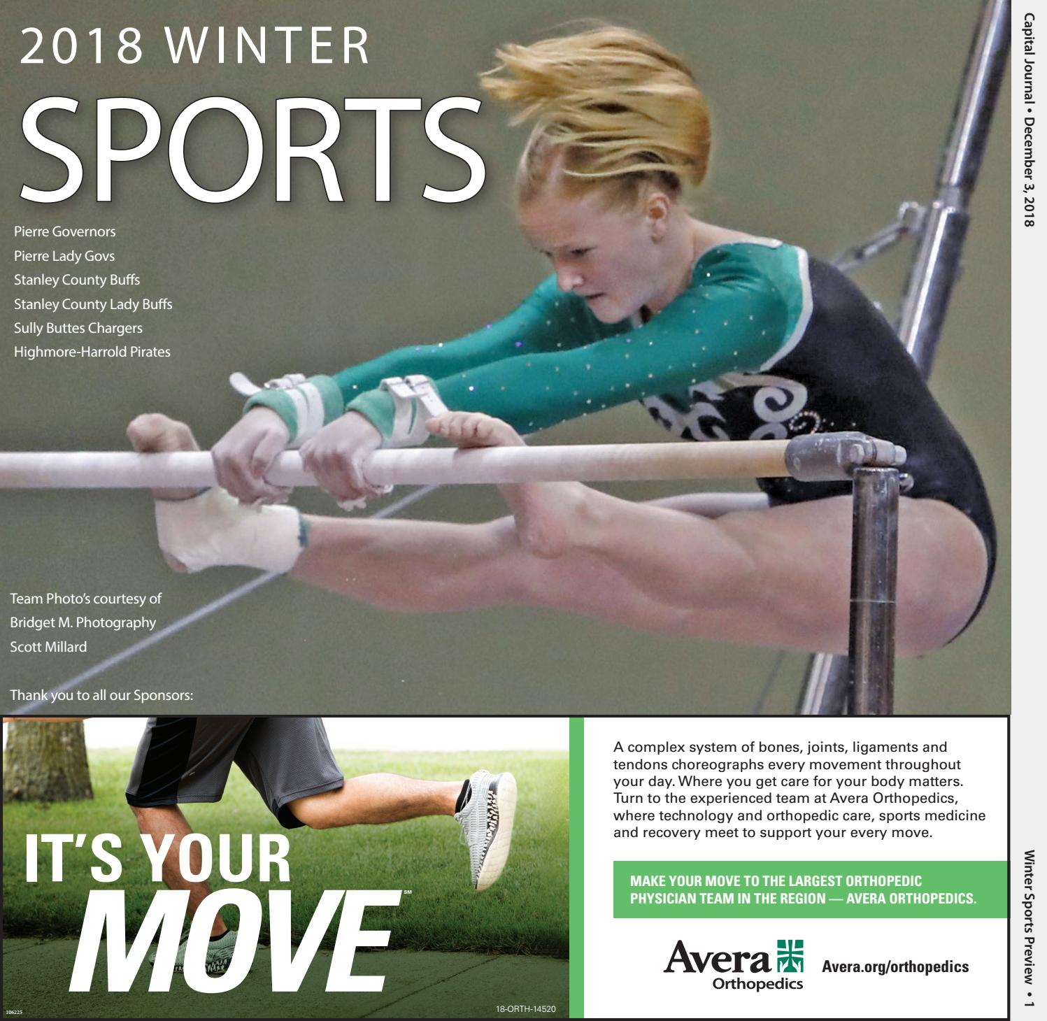 Winter Sports Preview by Wick Communications - issuu