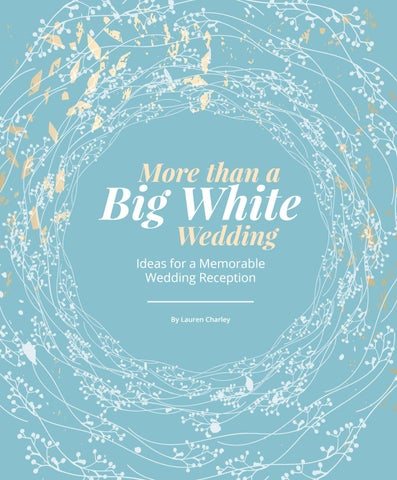 Page 32 of More Than a Big White Wedding