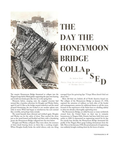 Page 47 of The Day the Honeymoon Bridge Collapsed