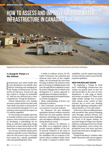 Page 10 of How to assess and improve critical water infrastructure in Canada's North