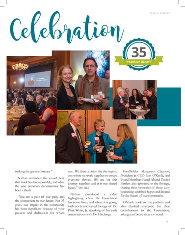 Page 17 of Founders' Day Celebration