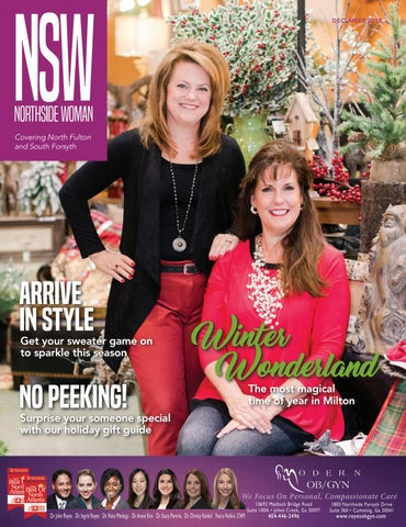 Northside Woman December 2018 By Appen Media Group Issuu