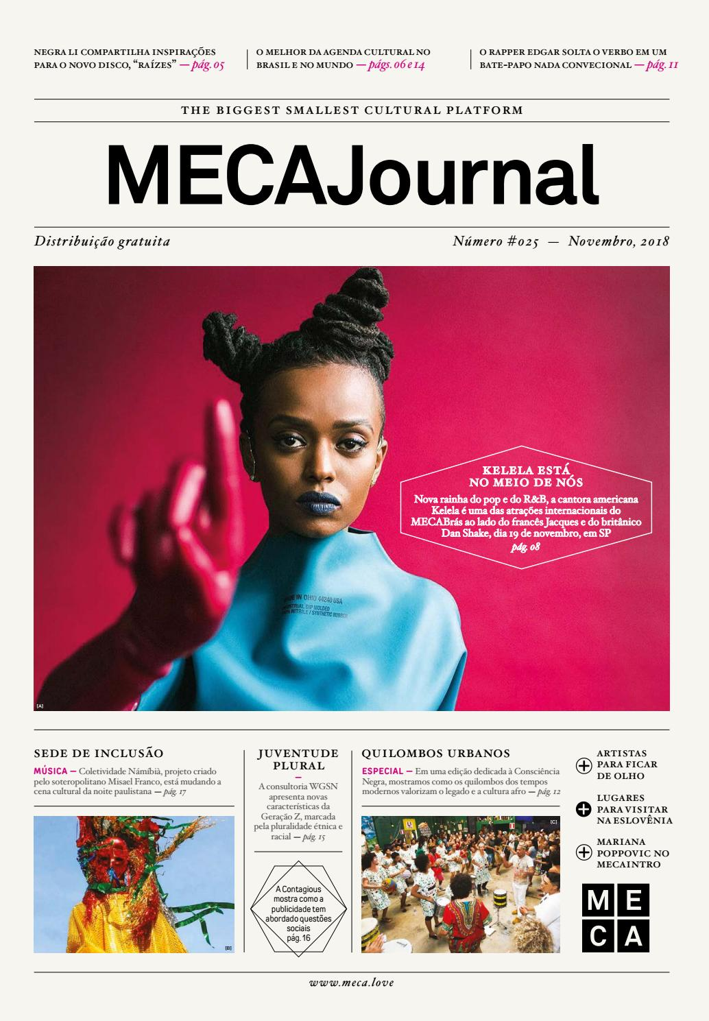 bd591df9d MECAJournal   25 - Novembro 2018 by MECALove - issuu