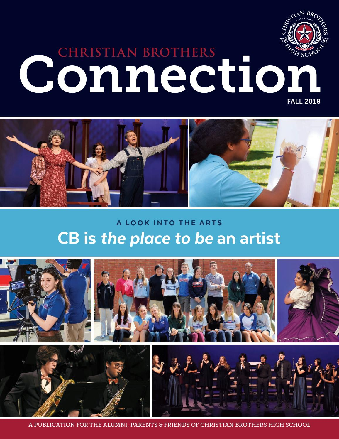 Connection Magazine - Fall 2018 by Christian Brothers High