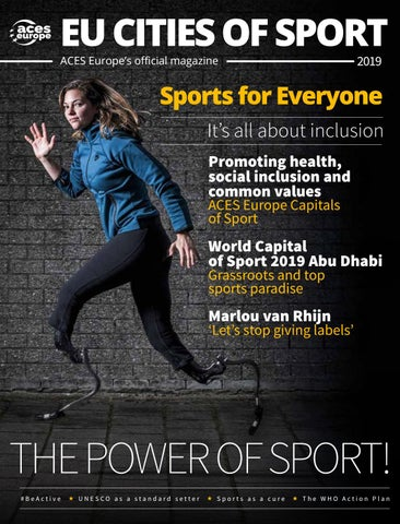 Cities of Sport 2019 by Arko Sports Media - issuu