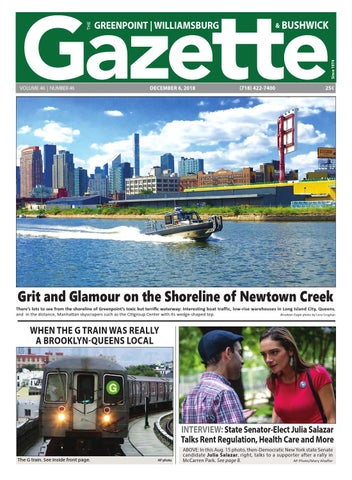Greenpoint Gazette_20181207 by Rustam Kerimov - issuu