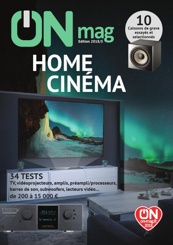 26f435a4ada263 ON mag - Guide Home Cinéma 2018 by ON Magazine - issuu