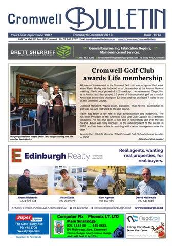 fcedf5dea6902 Cromwell Bulletin 1612 - 29.11.2018 by Cromwell Bulletin - issuu